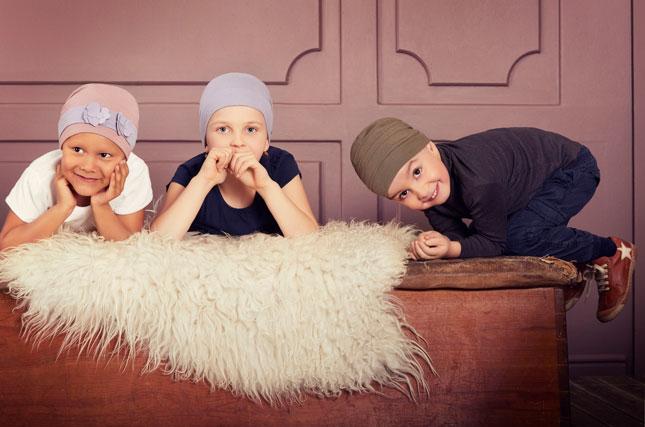 Kindgerechte Kinderperücken im Haarcenter Hess in Rosenheim